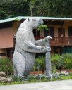 sloth-statue