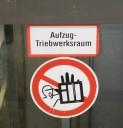 elevator-sign
