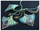 ginkgo-leave-necklace-russian-beads